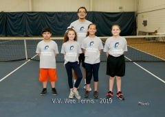 Youth Tennis Session 2