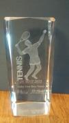 2015 JV MVP Award Chase Midkiff