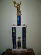 2016 Northridge Spring Classic Tournament Champion Trophy