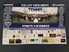 2016 Tennis Poster