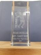 2017 MVP Award (Varsity B) Noah DeVillez