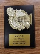 2017 MVTCA 1st Team Doubles Ben Holbrook