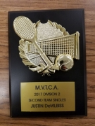 2017 MVTCA 2nd Team Singles Justin DeVilbiss