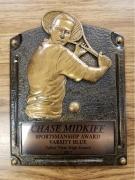 2017 Sportsmanship Award (Varsity A) Chase Midkiff