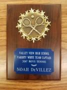 2017 Varsity White Captain Noah DeVillez