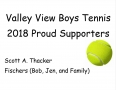 2018 Proud Supporters