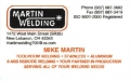 Martin Welding